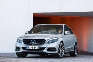 Mercedes C-Klasse - Neue Generation startet 2014