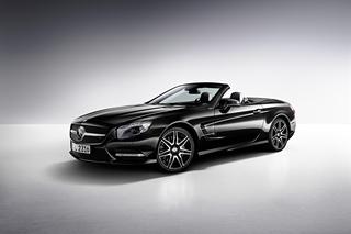 Mercedes SL - Mehr Kraft, mehr Durst