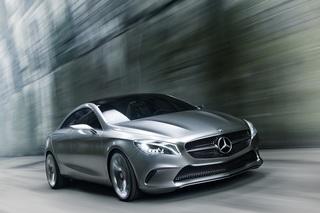 Mercedes Concept Style Coupé - Der CLS für die Kompaktklasse