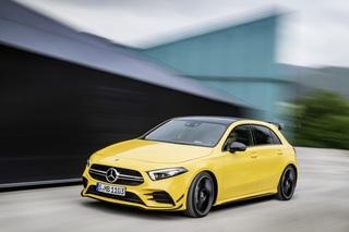 Mercedes-AMG A 35 4Matic - Lückenfüller voller Lebenskraft