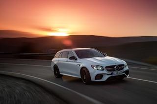 Mercedes-AMG E 63 T-Modell - Stärkste E-Klasse nun auch in groß