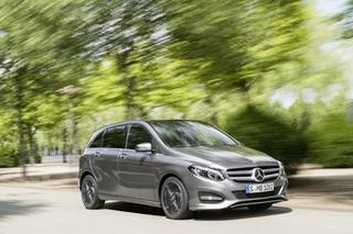 Gebrauchtwagen-Check: Mercedes B-Klasse (Typ W246) - B wie bravourös