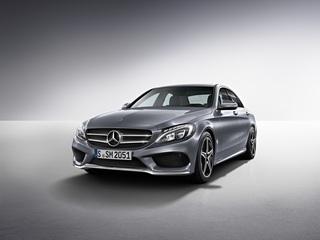 Mercedes: Upgrades für C-Klasse und GLC - Mehr Ausstattung, neue Pa...