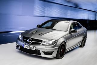Mercedes C-Klasse - Editionsmodelle begleitend das Jubiläum