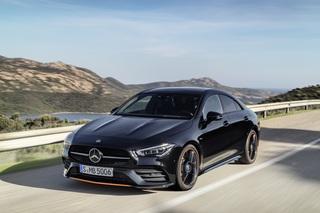 Mercedes-Benz CLA - Stufenlos schön