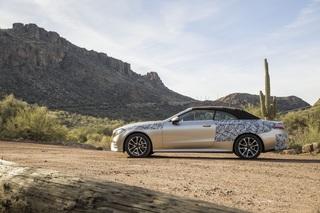Mercedes E-Klasse Cabriolet - Hinten sitzen die Gewinner