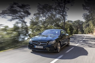 Mercedes-Benz E-Klasse Coupé - Der Schönste in der Business-Class