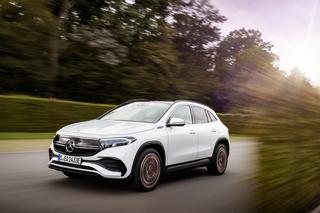 Test: Mercedes-Benz EQA Edition 1 - Wohlfühl-Stromer