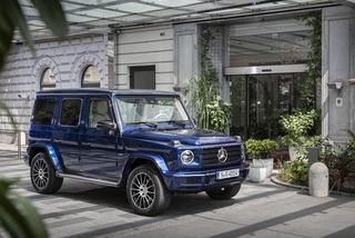 "Mercedes G-Klasse ""Stronger than time""-Edition - Sondermodell mit e..."
