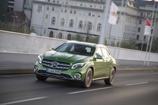 Fahrbericht: Mercedes GLA 220 4Matic - Modellpflege im Detail