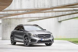Mercedes GLA - Für Stadt- und Landpartie (Vorabbericht)