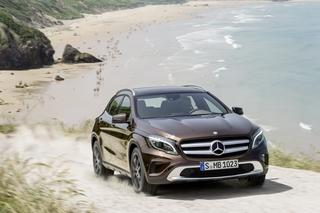 Mercedes GLA - Der Letzte soll der Erste sein