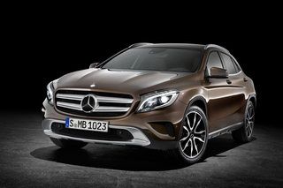 Mercedes GLA - Knapp 30.000 Euro für die Gelände-A-Klasse