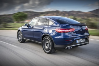 Mercedes-AMG GLC 43 Coupé - Mit Sechszylinder-Power zum Renn-SUV (K...