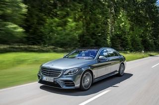 Fahrbericht: Mercedes S-Klasse Facelift - Druck erhöht