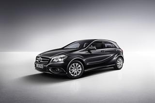 Mercedes A-Klasse - Zweimal Sprit sparen