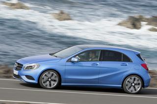 Mercedes A-Klasse - Konzept-Wechsel
