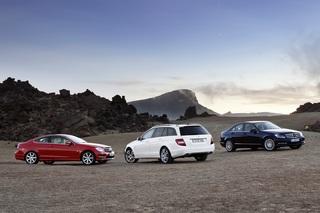 Mercedes C-Klasse Edition-C - Sonderversionen für alle