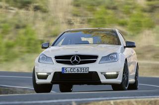 Mercedes-Benz C63 AMG - M3 aufgepasst