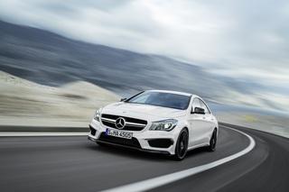 Mercedes CLA 45 AMG - Zweiter Kompakt-Sportler mit Stern (Vorabberi...