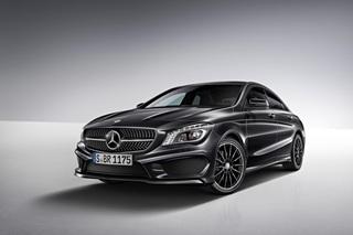 Mercedes Benz CLA Edition 1 - Zum Start gleich ein Sondermodell