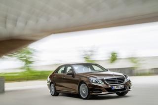 Geliftete Mercedes E-Klasse - Die kleine S-Klasse