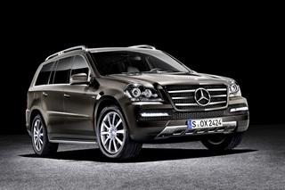 Mercedes GL Sondermodell - Mehr Schick für das Riesen-SUV