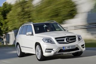 Mercedes-Benz GLK - Neuer Schwung