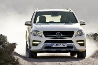 Mercedes M-Klasse - Schöner Reisen (Vorabbericht)