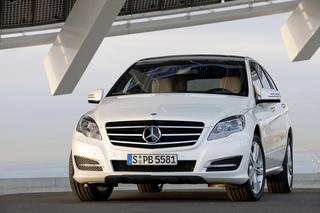 R-Klasse: Mercedes hat den US-Van runderneuert