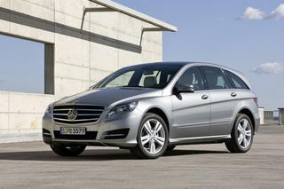 Mercedes R-Klasse: Sparsamer und teurer nach der Generalüberholung