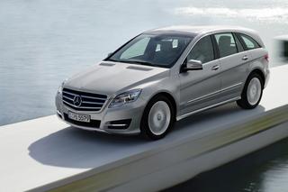 Mercedes überarbeitet die R-Klasse: Neue Wahl (Kurzfassung)
