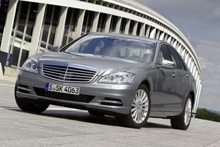 Mercedes-Benz S-Klasse - EU6-Diesel wird noch sparsamer