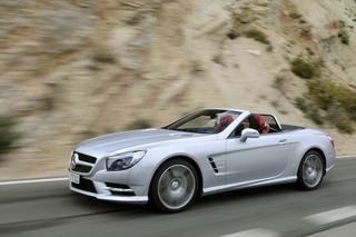 Mercedes SL - Elegant und leichter (Kurzfassung)