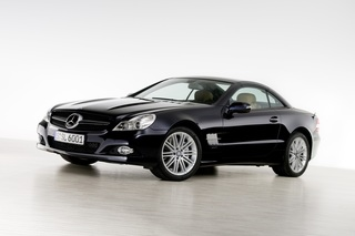 Mercedes SL 600 - Der Ober-Gentleman tritt ab