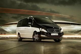 Mercedes Viano Vision Diamond - Der S-Klasse-Bus