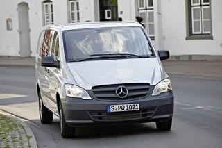 Mercedes Vito - Lademeister auf Sparflamme