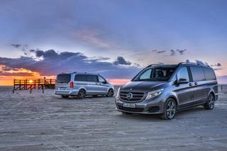 Mercedes V-Klasse - Vom Mama-Mobil zum Edel-Shuttle (Kurzfassung)