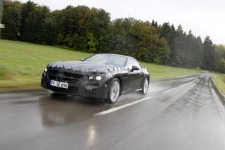 Mercedes SL - Ein Kreuzer speckt ab