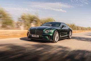 Fahrbericht: Bentley Continental Speed - Für den Earl in Eile