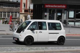 Comeback der Mia Electric - Elektrischer Micro-Van erhält zweite Ch...