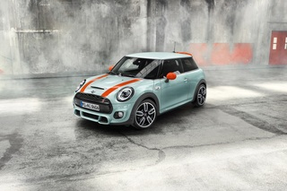 Mini Cooper S Delaney Edition - Lässiger Le-Mans-Look