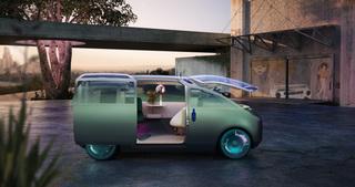 Mini Vision Urbanaut - Selbstfahrendes Tiny House