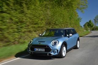 Fahrbericht: Mini Cooper SD Clubman ALL4 Automatik - Besser mit als...