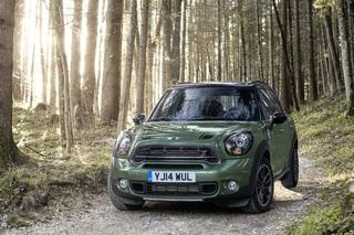 Facelift Mini Countryman - Optisch mehr Dschungel
