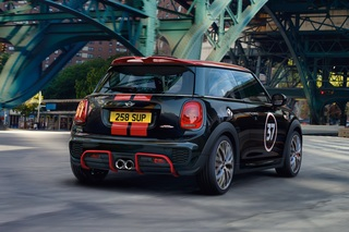 Mini-Tuning - JCW-Power für Cooper S