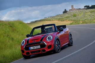 Fahrbericht: Mini John Cooper Works Cabrio - Maximales Kart-Feeling
