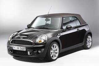 Mini Cabrio-Sondermodell - Auffallend Offen