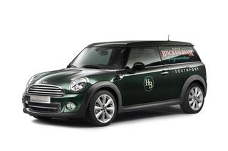Mini Clubvan Concept - Der Lifestyle-Lieferwagen