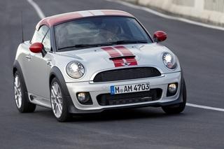 Mini Coupe - Minus Sitzbank, plus Fahrspaß